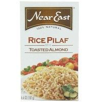 Near East Almond Pilaf (12x6.6 Oz)