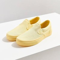 Vans Mono Canvas Slip-On Sneaker | Urban Outfitters