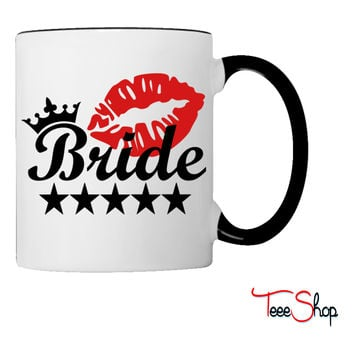 Bride Coffee & Tea Mug
