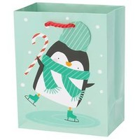 Holiday Penguin Gift Bag Petite : Target