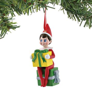 The Elf on the Shelf Presents Christmas Ornament