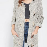 BDG Toggle Cardigan   - Urban Outfitters