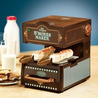 Nostalgia Electrics SMM-100 Vintage Collection Electric S'Mores Maker