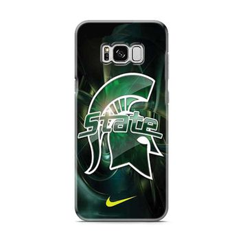 Michigan State nike 2 Samsung Galaxy S8 | Galaxy S8 Plus case