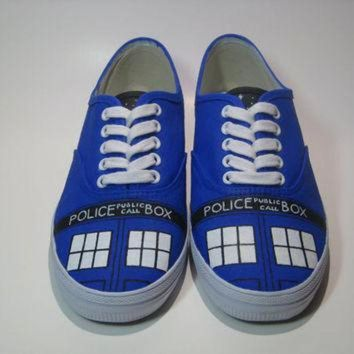 Best Doctor Who Tardis Shoes Products on Wanelo