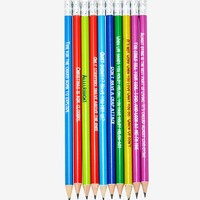 Bob's Burgers Quote Pencil Set
