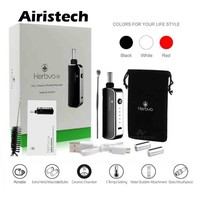 Airistech 3 in 1 herbal vaporizer dry herb CBD wax