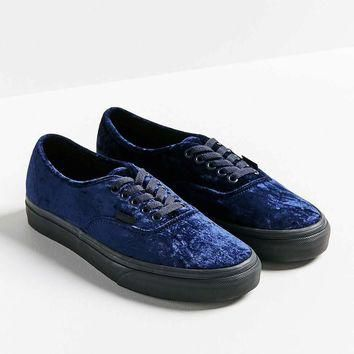 Vans Velvet Authentic Sneaker