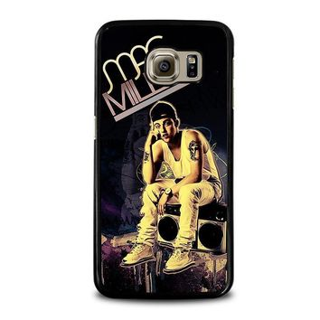 mac miller samsung galaxy s6 case cover  number 1