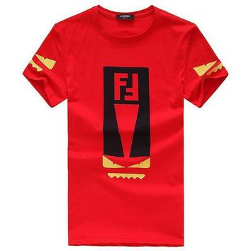 ONETOW Day-First? Boys & Men FENDI T-Shirt Top Tee