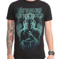 Avenged Sevenfold Blue King T-Shirt