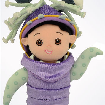 """Disney Parks 9"""" Boo as Monster Plush Doll New Tag"""