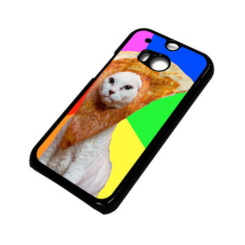 PIZZA CAT 1 HTC One M8 Case Cover