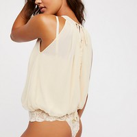 Split At The Seams Bodysuit