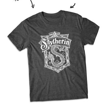 Slytherin House Logo shirt short Sleeve tshirt