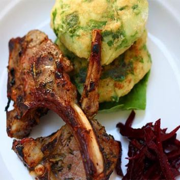 Recipes - Easy and Tasty Rosemary Lamb Chops