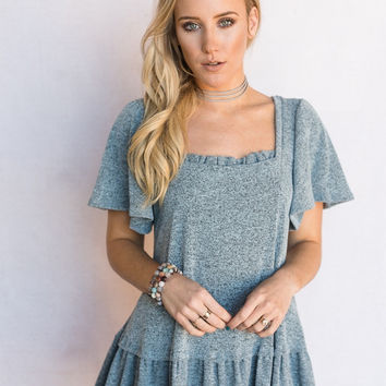 Free As The Wind Heathered Top