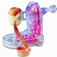 Starfrit 93013 Pro-Apple Peeler with bonus core slicer