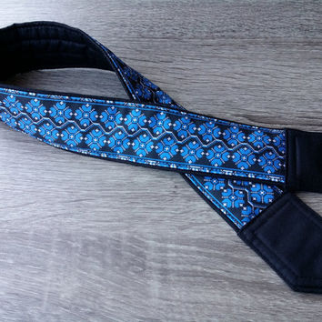 Dslr Camera Strap. Ethnic Camera Strap. Geometric Camera Strap. Accessories
