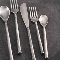 Rustic 5-Piece Flatware Place Setting