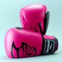 Women Fitness Pretorian Grant Luva Boxe MMA Training Boxing Gloves FREE SHIPPING!