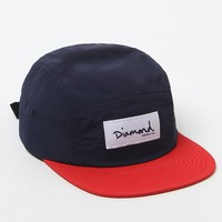 Diamond Supply Co Two-Tone 5 Panel Hat - Mens Backpack