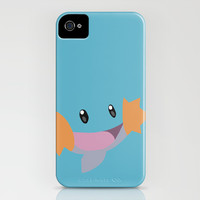 Mudkip PKMN iPhone & iPod Case by Rebekhaart