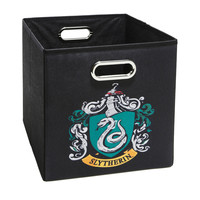 Harry Potter Slytherin Crest Small Storage Bin