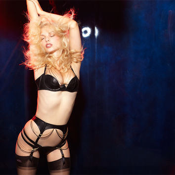 Soiree   Premium Luxury Lingerie   Demi Couture Lingerie Collection from Agent Provocateur