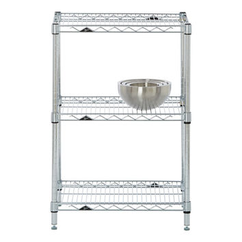 "Metro Commercial Industrial 24"" Shelving Solution"