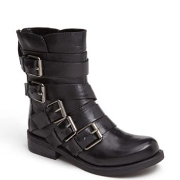 Nine West 'Vintage America - Twistedme' Moto Boot | Nordstrom