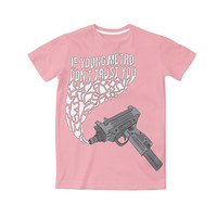 Metro Boomin' Pink 3D Sublimation Print T-shirt
