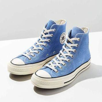 DCCK1IN converse chuck taylor all star 70 vintage suede high top sneaker
