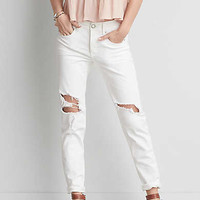 AEO Denim X Tomgirl Jean, Gleam White