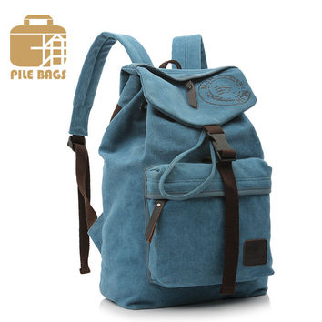 Rucksack Women Laptop Backpacks Fashion Men Luxury Brand Canvas Military Backpacks korean Style Shoulder Bag Casual School Bag