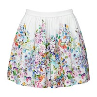 Hannah border print skirt - Forever New