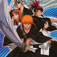 Bleach Shonen Jump Anime Cast Poster 24x36