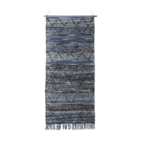 Cassidy Wall Hanging ~ Denim