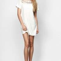 DRESSES :: Georgie Dress White - MUUI by i.d.s - i.d.s - Shop i.d.s clothing and accessories online now