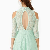 Serendipity Lace Dress