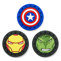 Marvel Auto Coaster Set - Marvel Captain America Auto Co