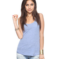 Heathered Racerback Tank