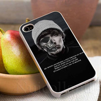Bring me the horizon lyric 4 For iphone 4/4s, iphone 5/5s,iphone 5c, samsung s3 i9300 case, samsung s4 i9500 case in NCLL