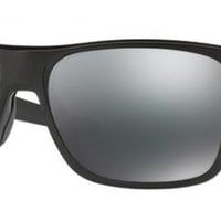 OAKLEY 9361 02 CROSSRANGE POLISHED BLACK NERO BLACK IRIDIUM SUNGLASSES LUCIDO