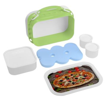 Pizza Lunch Box