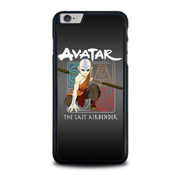 AVATAR LAST AIRBENDER iPhone 6 / 6S Plus Case Cover