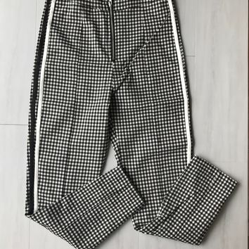 Check me out Checkered pants