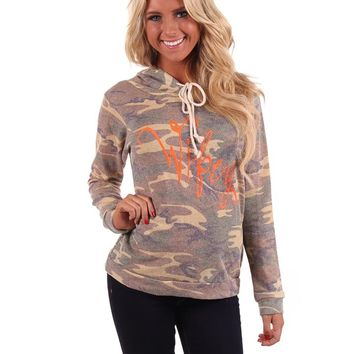 5992fb47fff659 Wifey Camo Hoodie from Lime Lush Boutique | Lime Lush Boutique