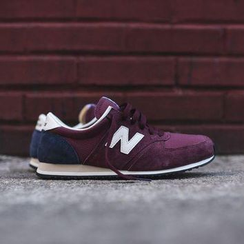 DCCK1IN DCCK1IN new balance wmns 420 heritage burgundy