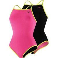 Speedo Women's Reversible Extreme Back Endurance Lite Swimsuit - Dick's Sporting Goods